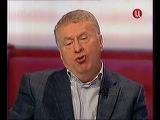 Жириновский о Пугачёвой и Прохорове