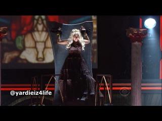 Nicki Minaj - Roman's Revenge / Roman Holiday [Live @ Grammy 2012]
